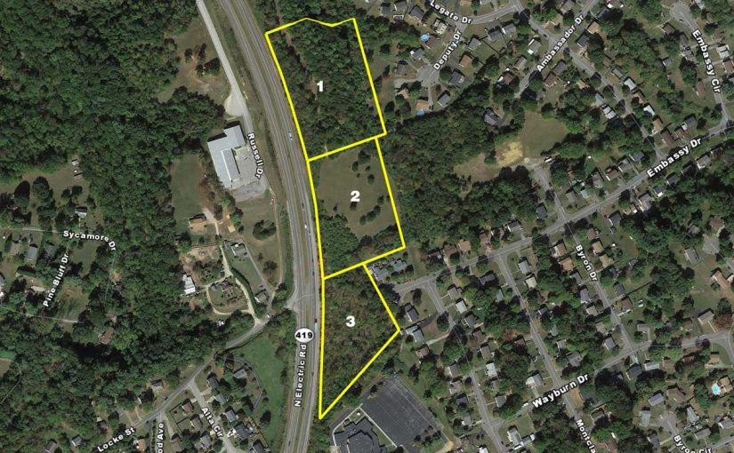 For Sale: Commercial Land