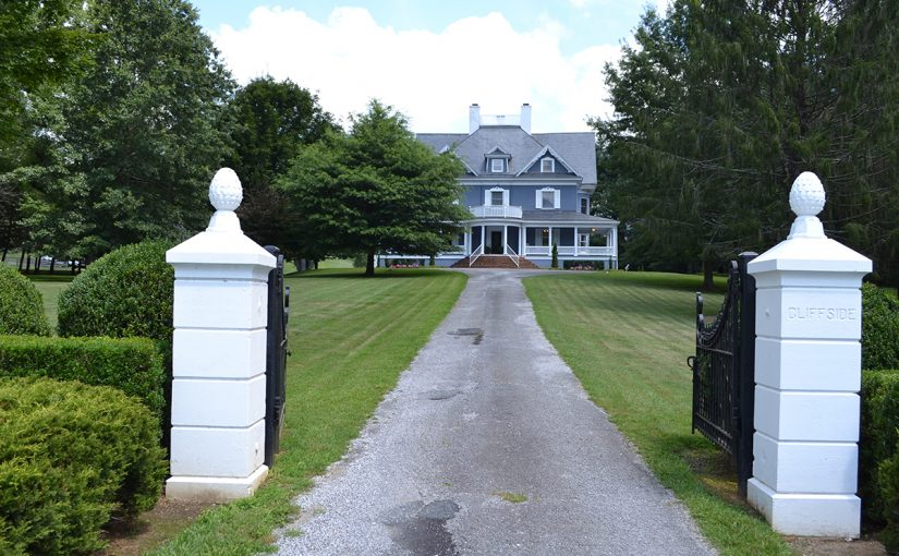 For Sale: Historic 6,100 SF Victorian Manor Home – 2 Guest Houses –  3 Barns