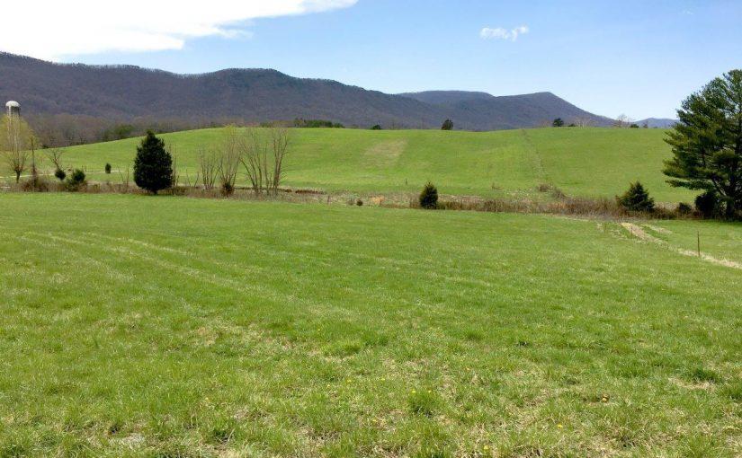 For Sale: 68.55± Acre Farm in Daleville, Botetourt County, Virginia