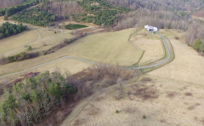 For Sale: 8.8± Acres with Long Range Views