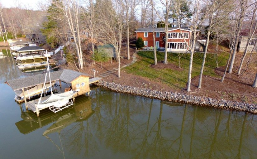 For Sale: 4 Bedroom, 3 Bath, 2,980 SF Home on Smith Mountain Lake