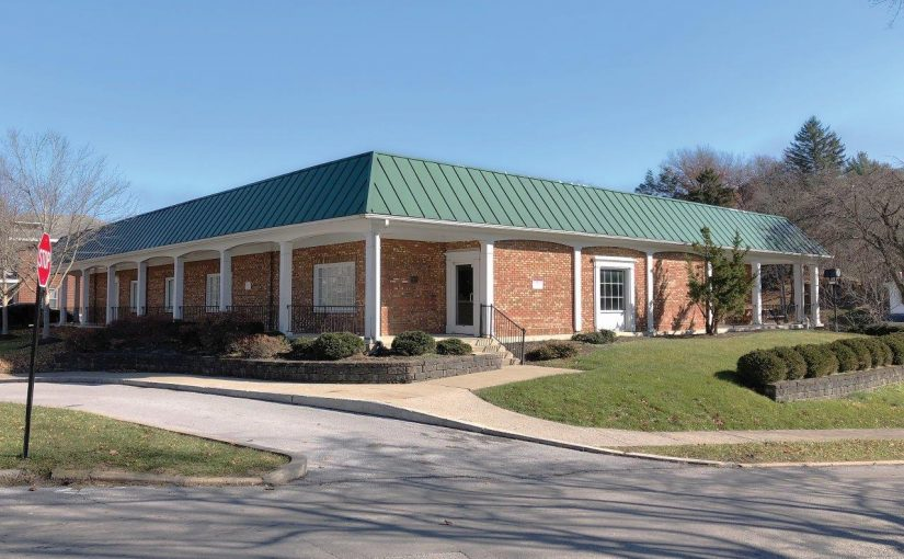 For Sale:  Income Producing 12,000 SF Office Building on 1.19 Acres