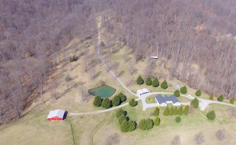 For Sale: Beautiful 135.58 Acre Country Estate – Horse Enthusiast Dream