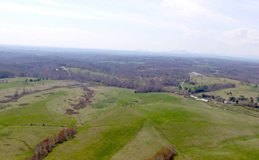For Sale: 835 Acres – Good Mix of Hardwoods and Pastures with Multiple Streams