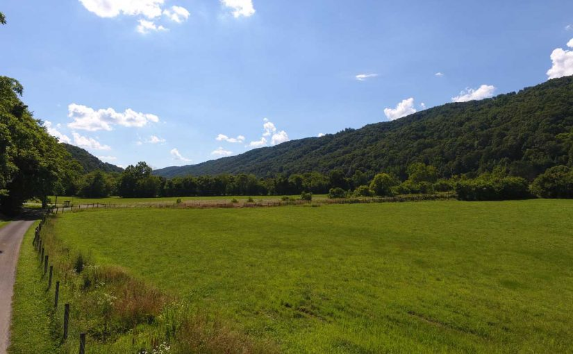 For Sale: 8.082 Acres on North Fork of the Holston River