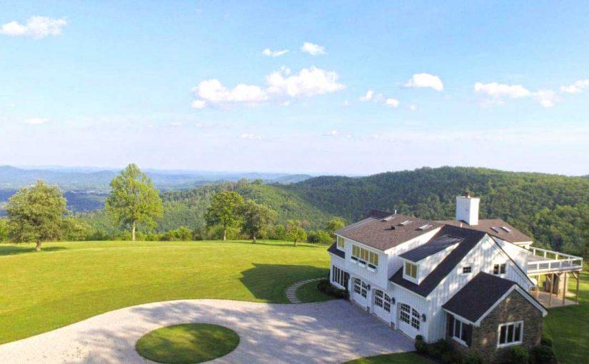 For Sale: Springhouse Farm on the Blue Ridge Parkway – 163 Acres