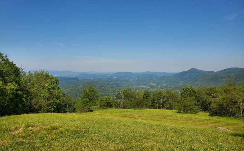 For Sale: Magnificent 48 Acre Property With View of The Roanoke Valley