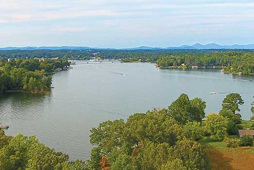 Smith Mountain Lake Lot Auction