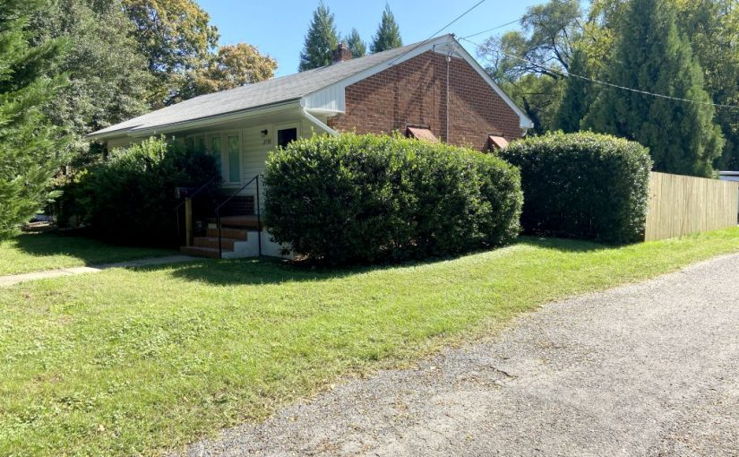 For Sale: Energy Efficient Brick Ranch in SW City Near VWCC