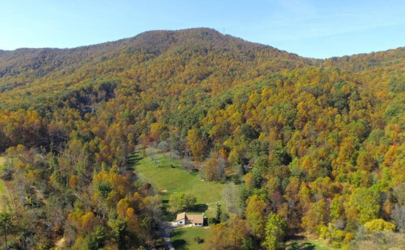 For Sale: 43.53 Acre Private Mountain Homestead in Southwest County