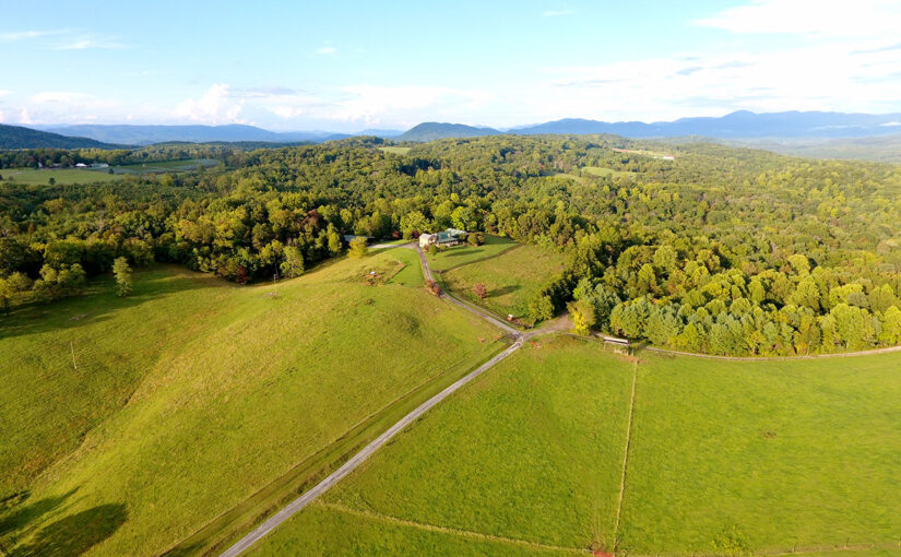 Trillium Hills Farm Auction: 382 Acres Offered in 5 Tracts